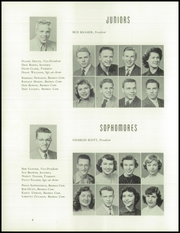 Page 12, 1950 Edition, Westport High School - Herald Yearbook (Kansas City, MO) online yearbook collection
