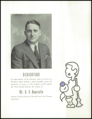 Page 7, 1950 Edition, Westport High School - Herald Yearbook (Kansas City, MO) online yearbook collection