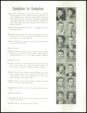 Page 9, 1950 Edition, Westport High School - Herald Yearbook (Kansas City, MO) online yearbook collection
