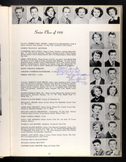 Page 15, 1951 Edition, Westport High School - Herald Yearbook (Kansas City, MO) online yearbook collection