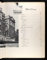 Page 7, 1951 Edition, Westport High School - Herald Yearbook (Kansas City, MO) online yearbook collection