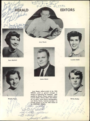 Page 7, 1955 Edition, Westport High School - Herald Yearbook (Kansas City, MO) online yearbook collection