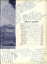Page 9, 1955 Edition, Westport High School - Herald Yearbook (Kansas City, MO) online yearbook collection