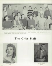 Page 14, 1960 Edition, Westport High School - Herald Yearbook (Kansas City, MO) online yearbook collection