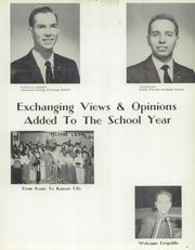 Page 9, 1960 Edition, Westport High School - Herald Yearbook (Kansas City, MO) online yearbook collection