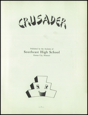 Page 7, 1942 Edition, Southeast High School - Crusader Yearbook (Kansas City, MO) online yearbook collection