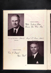 Page 10, 1947 Edition, Southeast High School - Crusader Yearbook (Kansas City, MO) online yearbook collection