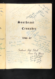 Page 5, 1947 Edition, Southeast High School - Crusader Yearbook (Kansas City, MO) online yearbook collection