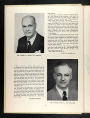 Page 10, 1949 Edition, Southeast High School - Crusader Yearbook (Kansas City, MO) online yearbook collection