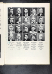 Page 11, 1949 Edition, Southeast High School - Crusader Yearbook (Kansas City, MO) online yearbook collection