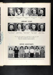 Page 13, 1949 Edition, Southeast High School - Crusader Yearbook (Kansas City, MO) online yearbook collection