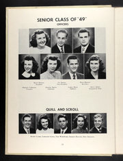 Page 16, 1949 Edition, Southeast High School - Crusader Yearbook (Kansas City, MO) online yearbook collection