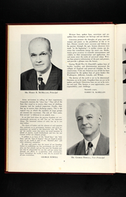 Page 12, 1951 Edition, Southeast High School - Crusader Yearbook (Kansas City, MO) online yearbook collection