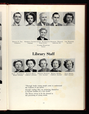 Page 15, 1951 Edition, Southeast High School - Crusader Yearbook (Kansas City, MO) online yearbook collection