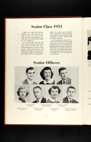 Page 16, 1951 Edition, Southeast High School - Crusader Yearbook (Kansas City, MO) online yearbook collection