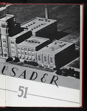 Page 7, 1951 Edition, Southeast High School - Crusader Yearbook (Kansas City, MO) online yearbook collection