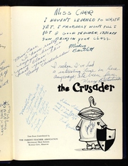 Page 5, 1959 Edition, Southeast High School - Crusader Yearbook (Kansas City, MO) online yearbook collection
