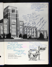 Page 7, 1959 Edition, Southeast High School - Crusader Yearbook (Kansas City, MO) online yearbook collection