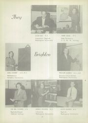 Page 10, 1954 Edition, Hancock Place High School - Momento Yearbook (St Louis, MO) online yearbook collection