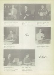 Page 11, 1954 Edition, Hancock Place High School - Momento Yearbook (St Louis, MO) online yearbook collection