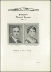 Page 11, 1923 Edition, Cleveland High School - Beacon Yearbook (St Louis, MO) online yearbook collection