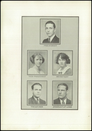 Page 12, 1923 Edition, Cleveland High School - Beacon Yearbook (St Louis, MO) online yearbook collection
