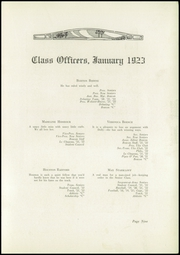 Page 13, 1923 Edition, Cleveland High School - Beacon Yearbook (St Louis, MO) online yearbook collection