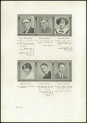 Page 14, 1923 Edition, Cleveland High School - Beacon Yearbook (St Louis, MO) online yearbook collection