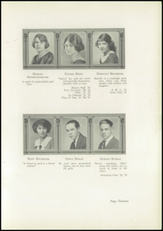 Page 17, 1923 Edition, Cleveland High School - Beacon Yearbook (St Louis, MO) online yearbook collection