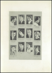 Page 7, 1923 Edition, Cleveland High School - Beacon Yearbook (St Louis, MO) online yearbook collection