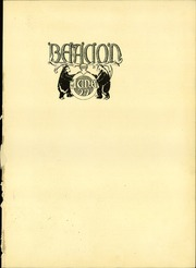Page 5, 1927 Edition, Cleveland High School - Beacon Yearbook (St Louis, MO) online yearbook collection