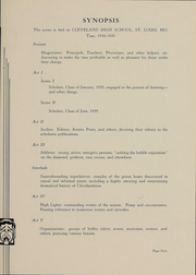 Page 10, 1935 Edition, Cleveland High School - Beacon Yearbook (St Louis, MO) online yearbook collection