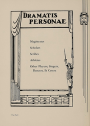 Page 9, 1935 Edition, Cleveland High School - Beacon Yearbook (St Louis, MO) online yearbook collection