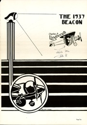 Page 14, 1937 Edition, Cleveland High School - Beacon Yearbook (St Louis, MO) online yearbook collection