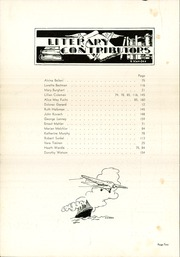 Page 6, 1937 Edition, Cleveland High School - Beacon Yearbook (St Louis, MO) online yearbook collection