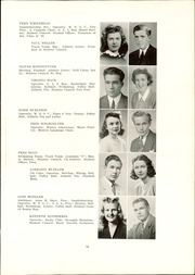 Page 17, 1943 Edition, Cleveland High School - Beacon Yearbook (St Louis, MO) online yearbook collection