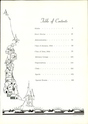 Page 9, 1944 Edition, Cleveland High School - Beacon Yearbook (St Louis, MO) online yearbook collection