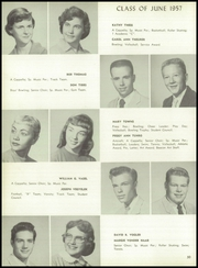 Page 54, 1957 Edition, Cleveland High School - Beacon Yearbook (St Louis, MO) online yearbook collection