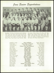 Page 58, 1957 Edition, Cleveland High School - Beacon Yearbook (St Louis, MO) online yearbook collection