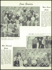 Page 59, 1957 Edition, Cleveland High School - Beacon Yearbook (St Louis, MO) online yearbook collection