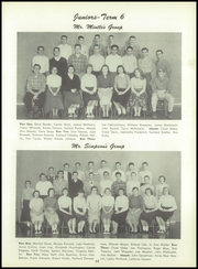 Page 69, 1957 Edition, Cleveland High School - Beacon Yearbook (St Louis, MO) online yearbook collection
