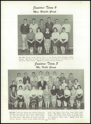 Page 70, 1957 Edition, Cleveland High School - Beacon Yearbook (St Louis, MO) online yearbook collection