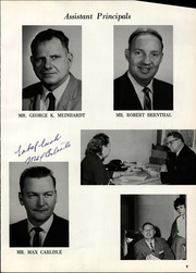 Page 13, 1964 Edition, Cleveland High School - Beacon Yearbook (St Louis, MO) online yearbook collection