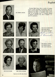 Page 14, 1964 Edition, Cleveland High School - Beacon Yearbook (St Louis, MO) online yearbook collection