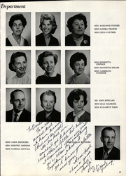 Page 15, 1964 Edition, Cleveland High School - Beacon Yearbook (St Louis, MO) online yearbook collection