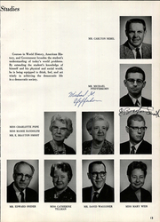 Page 17, 1964 Edition, Cleveland High School - Beacon Yearbook (St Louis, MO) online yearbook collection