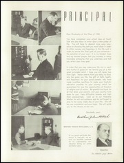 Page 13, 1940 Edition, St Marys High School - Green and White Yearbook (St Louis, MO) online yearbook collection