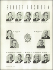 Page 14, 1940 Edition, St Marys High School - Green and White Yearbook (St Louis, MO) online yearbook collection
