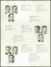 Page 16, 1940 Edition, St Marys High School - Green and White Yearbook (St Louis, MO) online yearbook collection
