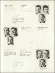Page 17, 1940 Edition, St Marys High School - Green and White Yearbook (St Louis, MO) online yearbook collection